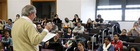 Mba Universidad Juan Carlos by Los Alumnos Que No Pudieron Pagar Su Matr 237 Cula En Una