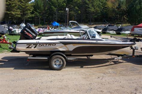 hybrid fish and ski boats nitro 185 sport boats for sale