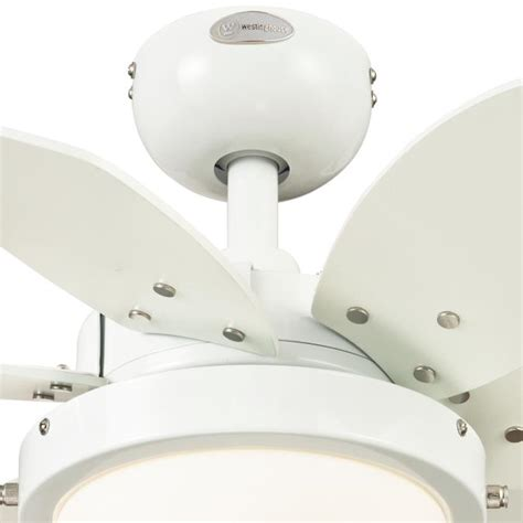 westinghouse quince 24 in white ceiling fan westinghouse quince two light 24 inch inch reversible six
