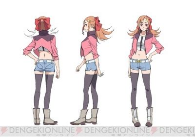 Gamis Amira 001 電撃 アニメ コメット ルシファー はエイトビット初のオリジナル作品 物語の概要やキャストが公開
