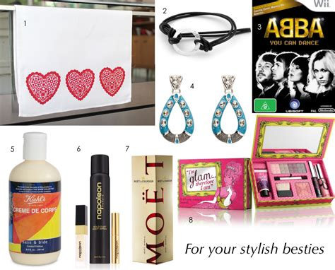 great gift ideas for your best friend