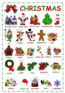 christmas vocabulary worksheet free esl printable worksheets made by teachers