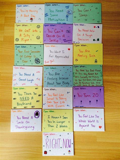 best friend letters open when letters for best friend search 1089