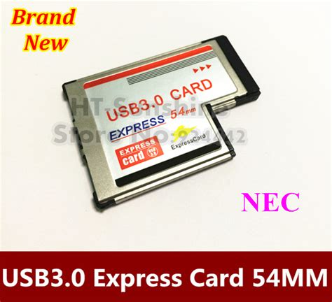 Expresscard 34mm To Usb 30 Adapter Dual Port popular pci pcmcia adapter buy cheap pci pcmcia adapter