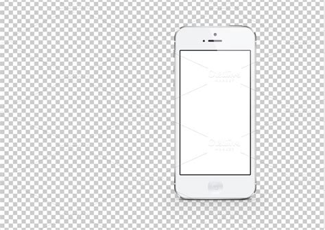 white iphone 5 mockup template templates on creative market