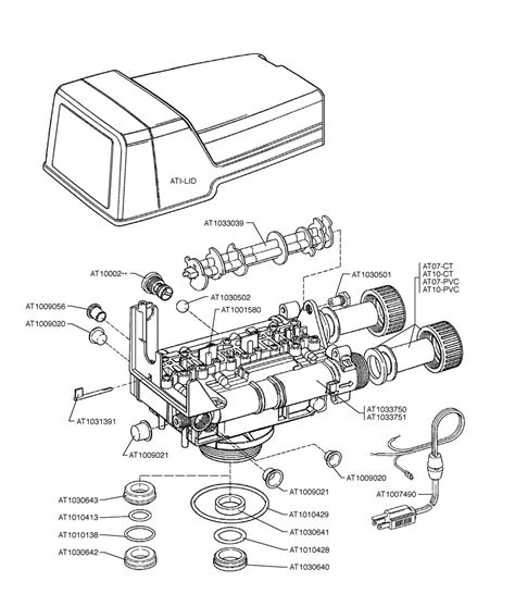 kinetico water softener parts diagram kinetico water softener parts diagram html