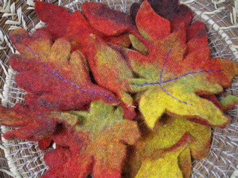 pattern for felt leaves living felt contact us