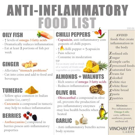 fighting inflammatory diseases inflammation explained anti inflammatory recipes books anti inflammatory food list health infographics