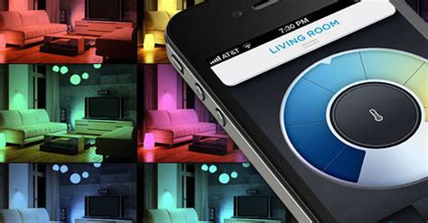 smartphone controlled lights smartphone controlled light bulb raises 260 000 on