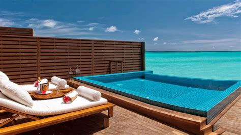 maldives ocean villa luxury ocean pool villa maldives