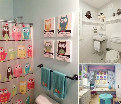 Cute Kid Bathroom Ideas | 10 cute ideas for a kids bathroom