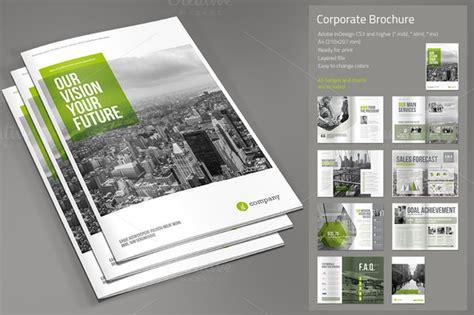 best brochure template best 20 brochure templates in creativemarket