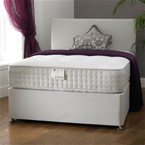 Shire Beds by Shire Beds Harrogate 1000 3ft Single Divan Bed