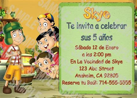 17 best images about chavo del 8 b day ideas on pinterest