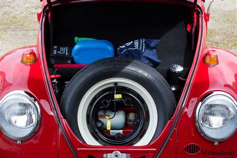 volkswagen beetle trunk in front vw 1200 a standard beetle 1965 1966 details classiccult