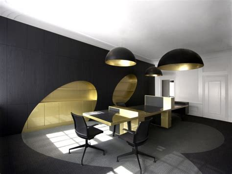 Black And Gold Interior by Black And Gold Interiors Vkvvisuals