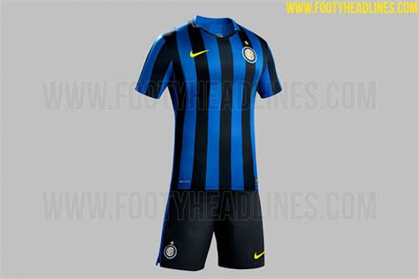 Jaket Inter Milan 16 17 new inter milan kit leaked for 2016 17 serpents of madonnina