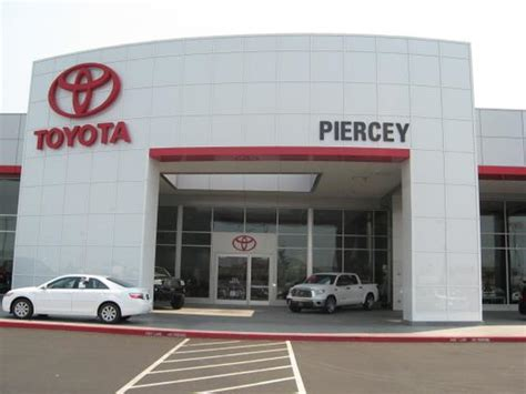 Toyota Piercey Piercey Toyota Car Dealership In Milpitas Ca 95035