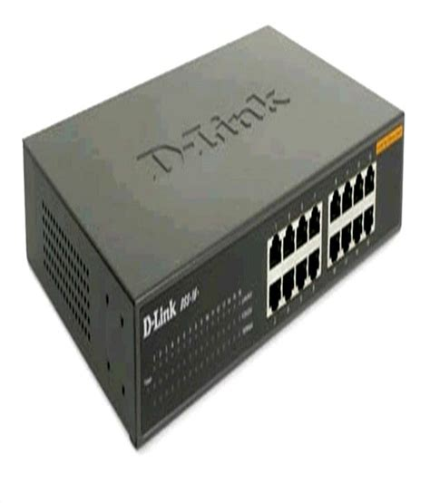 D Link Des 1016d 16 Port Switch d link 16 port switch des 1016d others buy d link 16