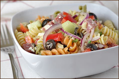 recipe of the week summer pasta salad fundcraft 10 easy lunch box recipes my kids ask for constantly