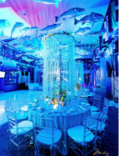 underwater themed decorations themes linzi events