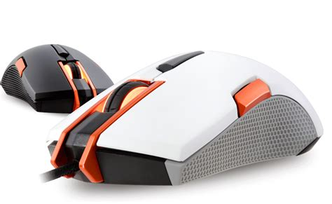 250m White Optical Gaming Mouse 250m optical gaming mouse