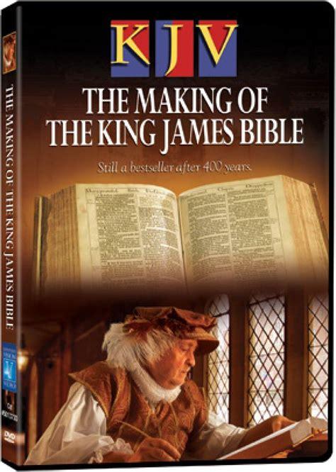 king james hair dvd kjv the making of the king james bible dvd vision video