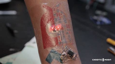 tattoo pain medication chaotic moon explores biometric tattoos for medicine and
