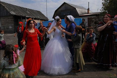 Romani gypsies marriage