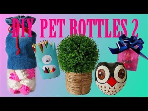 10 diy creative ways to reuse recycle plastic bottles part 2