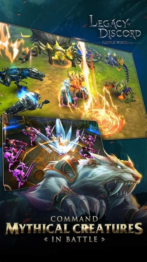 legacy  discord furiouswings apk  action android