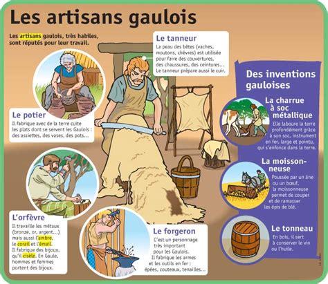 Calendrier Scolaire 2017 Mon Avenir Fiche Expos 233 S Les Artisans Gaulois Histo 05