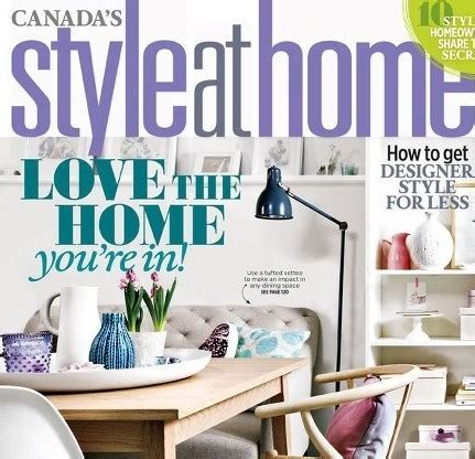 home decorating magazines canada iron blog hold the bus did that decorating magazine just give me