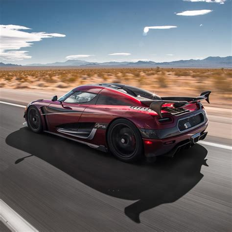 koenigsegg top the koenigsegg agera rs just set a top speed record of 277