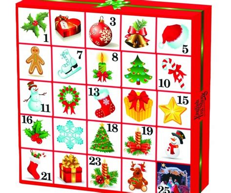 Do They Advent Calendars In Spain Tasty Advent Calendars Don T Believe In Jet Lag