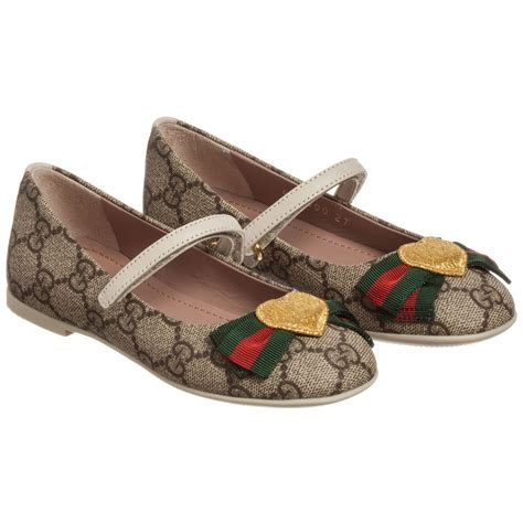 supreme shoes gucci beige gg supreme shoes childrensalon