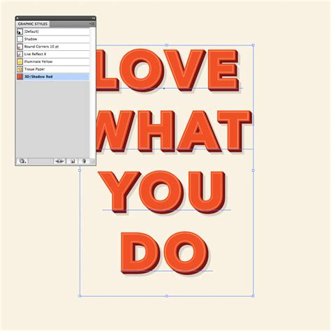 graphic panels how to create awesome retro text effects in illustrator