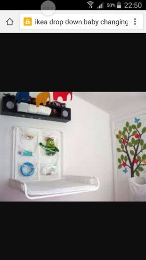 Ikea Wall Mounted Changing Table Ikea Antilop Wall Mounted Changing Table Brand New For Sale In Walkinstown Dublin From Vimurphy