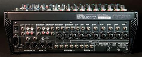 Mixer Yamaha Mgp 16 X yamaha mgp16x