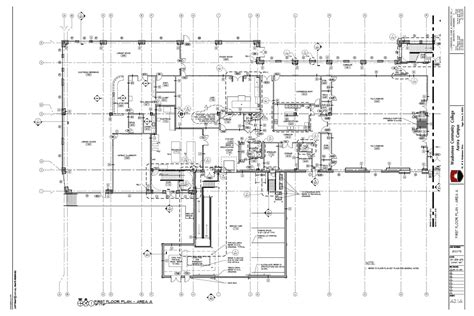 construction home plans floor plan construction drawing exle construction