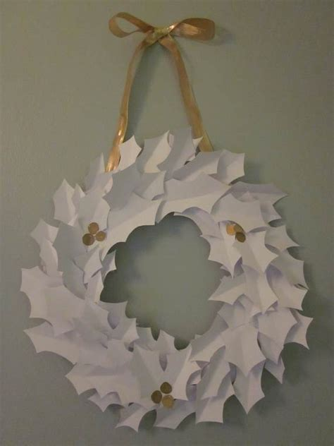 38 christmas decoration ideas using paper for 2016