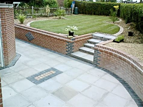 Paving Garden Ideas Garden Paving Ideas For Minimalist House Margarite Gardens