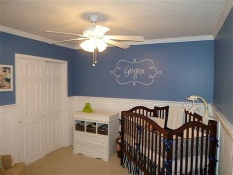 Wainscoting Baby Room by Bead Board Paneling And Wainscoting For The New Baby S