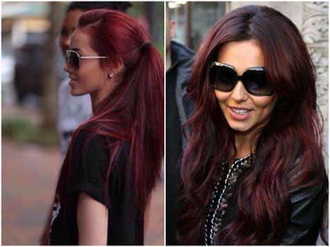 light burgundy hair color 60 burgundy hair color ideas maroon purple plum