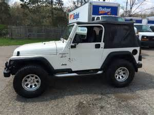 2000 Jeep Wrangler For Sale Used 2000 Jeep Wrangler For Sale Carsforsale