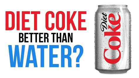 Diet Coke Meme - is diet coke better for you than water weknowmemes