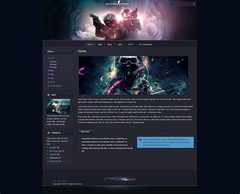 Csgo Website Template Csgo Wordpress Theme