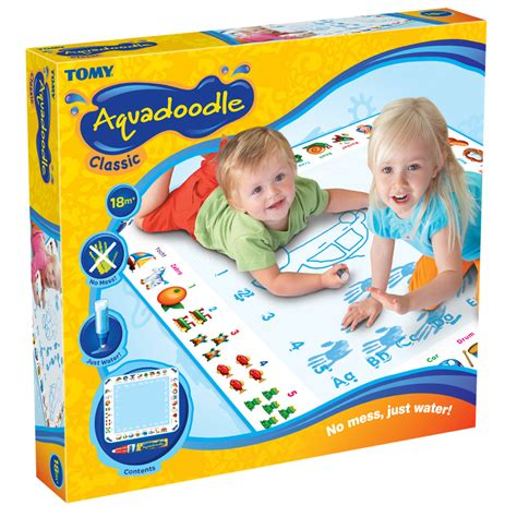 aquadoodle children s drawing toys aquadraw classic from tomy wwsm