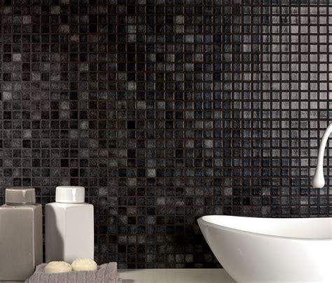 Rivestimento Bagno Nero rivestimenti bagno in mosaico nero e i suoi costi