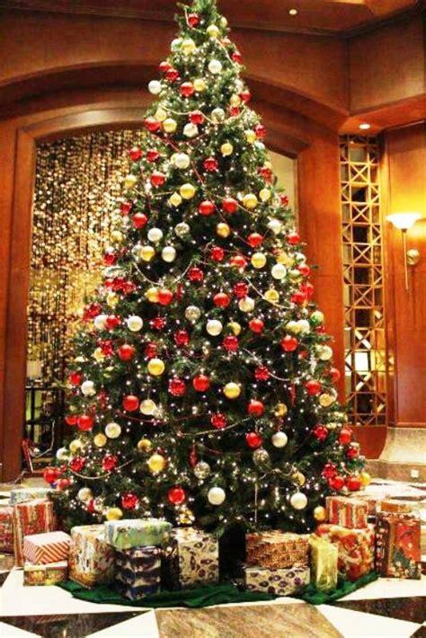 Pohon Natal 5 by 30 Contoh Dekorasi Pohon Natal Terbaik